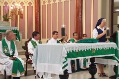Visita Padre Tomaž Mavrič