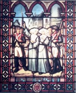 Mártires de Angers